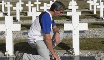 Imagen de Un marplatense excombatiente de Malvinas será reconocido como Embajador de la Paz