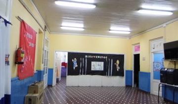 Imagen de Tordillo: trabajos de electricidad e iluminación LED en una escuela y un jardín de infantes