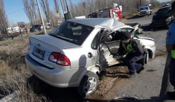 Imagen de Accidente fatal en la ruta con el triste saldo de dos muertos