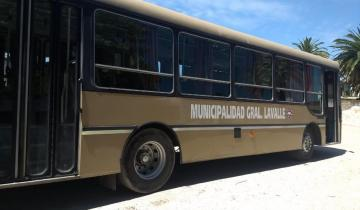 Imagen de General Lavalle: el intendente pide declarar la emergencia en materia de transporte público