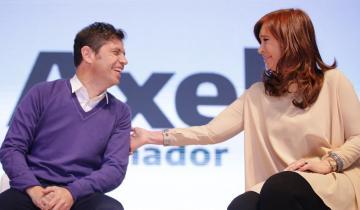 """Imagen de Kicillof cerró la campaña junto a Cristina: """"La Provincia necesita más trabajo y menos carajo"""""""