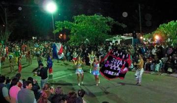 Imagen de Espectáculos y comparsas para los tres días del Carnaval de Tordillo