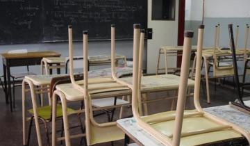 Imagen de Los docentes realizan un nuevo paro