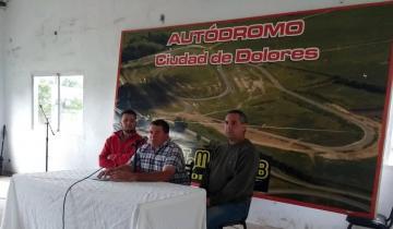 Imagen de Presentaron el calendario de competencias en el Autódromo de Dolores