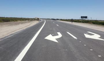Imagen de Autovía La Costa-Tordillo: la Provincia habilitó la segunda calzada entre General Lavalle y San Clemente