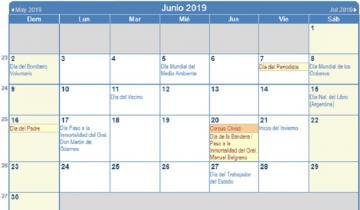 Imagen de Dos feriados en tres días: junio llega con una semana ideal para planear mini vacaciones