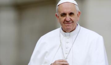 Imagen de Francisco festeja su sexta Navidad como Papa