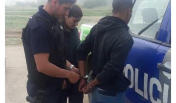 Imagen de General Madariaga: detuvieron a dos personas que eran requeridas por la justicia