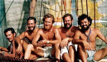 Imagen de A 35 años de la Expedición Atlantis: la historia del grupo de hombres que cruzó el Atlántico en balsa