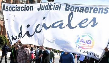 "Imagen de Judiciales bonaerenses reclaman a la Suprema Corte ""medidas para proteger la salud"""
