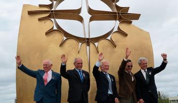 Imagen de Se conmemorará el 35° aniversario de la Expedición Atlantis