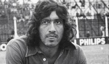 Imagen de El adiós a una leyenda del fútbol: Y al final te nos fuiste, Trinche…