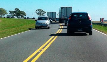 Imagen de La doble mano en la ruta 11 es prioritaria, dijo el ministro de Infraestructura de la Provincia tras reunirse con Cardozo