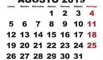 Imagen de ¿Es feriado este lunes 19 de agosto?