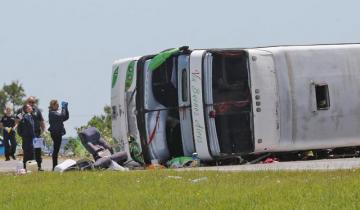 Imagen de Accidente en la Ruta 2: un motociclista declaró que el micro lo pasó cuando él circulaba a 110 km/h