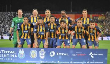 Imagen de Rosario Central se dio el gusto: tras 23 años es campeón luego de ganar en su cuarta final de Copa Argentina