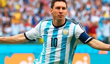 Imagen de Messi confesó que desea ganar algo con la Selección