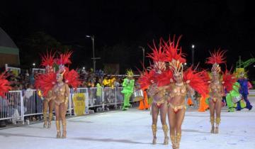 Imagen de El Carnaval del Sol de Dolores en la TV Pública