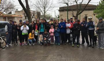 Imagen de Bicicleteada solidaria por Gonzalo Gómez
