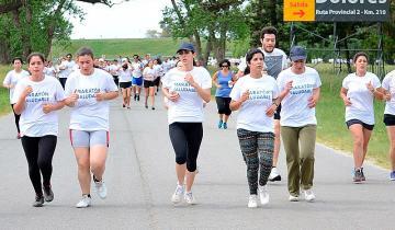 Imagen de Juan Carr sumó su apoyo a la Maratón Saludable y Solidaria