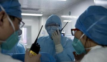 Imagen de Coronavirus en personal de salud: 863 casos, 63% de mujeres y 9 muertos