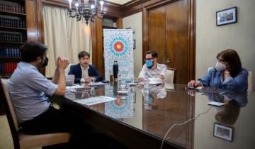 Imagen de Provincia firmó convenios para obras de infraestructura con 12 Municipios de la región