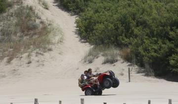 Imagen de Murió un chico de 16 años tras un accidente con un cuatriciclo en Villa Gesell