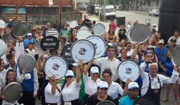 Imagen de Los mozos y las camareras de La Costa se divirtieron en otra edición de la carrera veraniega