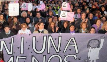 Imagen de Hoy se realiza la quinta marcha Ni Una Menos y las cifras dicen que hay un femicidio cada 32 horas
