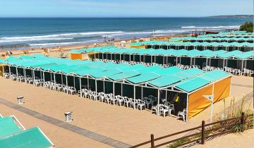 Imagen de Mar del Plata: los balnearios ya desarman las carpas y dan por finalizada la temporada