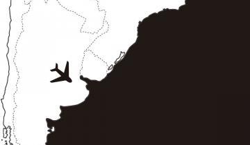 Imagen de Los vuelos de la droga en la región: una ruta de 3.000 kilómetros para mover toneladas de cocaína