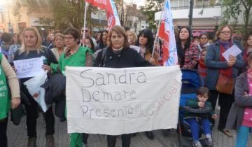 Imagen de A cuatro años del femicidio que terminó con la vida de Sandra Demare