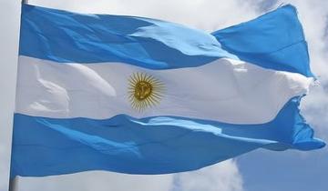 Imagen de Cuánto mide la bandera argentina más grande de la Provincia