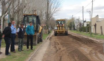 Imagen de Confirman que pavimentarán en Dolores un tramo de la calle Hernández