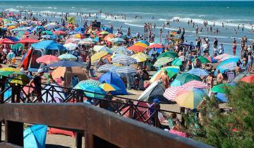 Imagen de Cómo va a estar el clima este fin de semana en la Costa Atlántica y la región