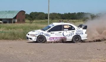 Imagen de Castelo campeón del Rally Mar y Sierras