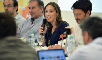 Imagen de Vidal arengó a su gente del Pro en Pinamar