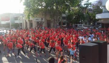 Imagen de La Maratón Solidaria de Dolores fue una fiesta