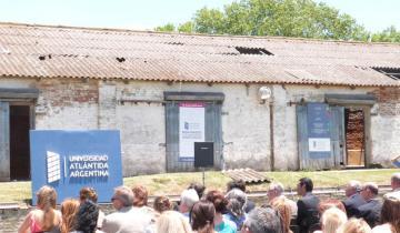 Imagen de Anunciaron el inicio de obra de la nueva sede de la UAA en Dolores