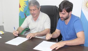 Imagen de La Municipalidad aún informa la actividad de Francisco Echarren