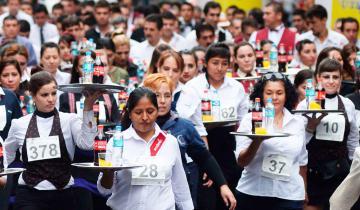 Imagen de La XXVII Maratón de Mozos y Camareras de Mar del Plata se correrá el 25 de este mes