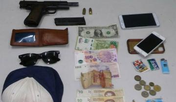 Imagen de Se mandó un raid de asaltos en Villa Gesell: fue detenido