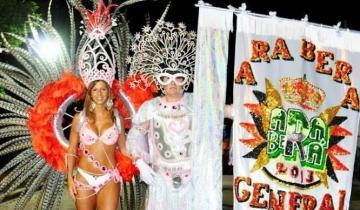 Imagen de En enero General Guido celebra otra edición del tradicional Carnaval Guidense