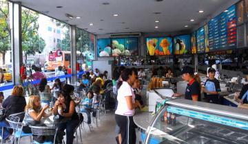 Imagen de Buscan personal para una cadena de heladerías en Castelli