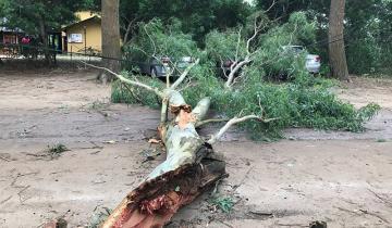 Imagen de Siguen las tormentas y lluvias fuertes en la región con suspensión de clases