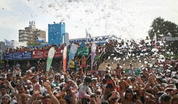 Imagen de Santa Teresita vivió la fiesta del carnaval en La Costa