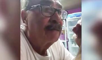 Imagen de El escalofriante video de la persona de Olavarría que admite haber violado a su hija