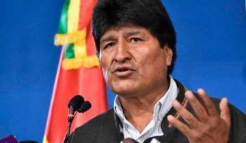 Imagen de Evo Morales anunció nuevas elecciones en Bolivia