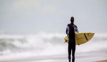 Imagen de Primer torneo de surf para personas con discapacidad intelectual