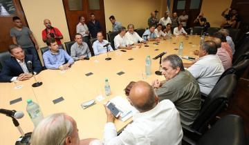 Imagen de Intendentes peronistas confirmaron su apoyo a la CGT para la marcha del 7 de marzo